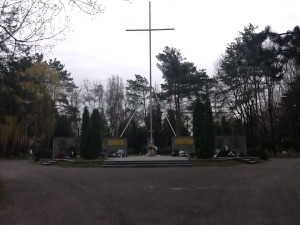 Pamätnik v Ružinove